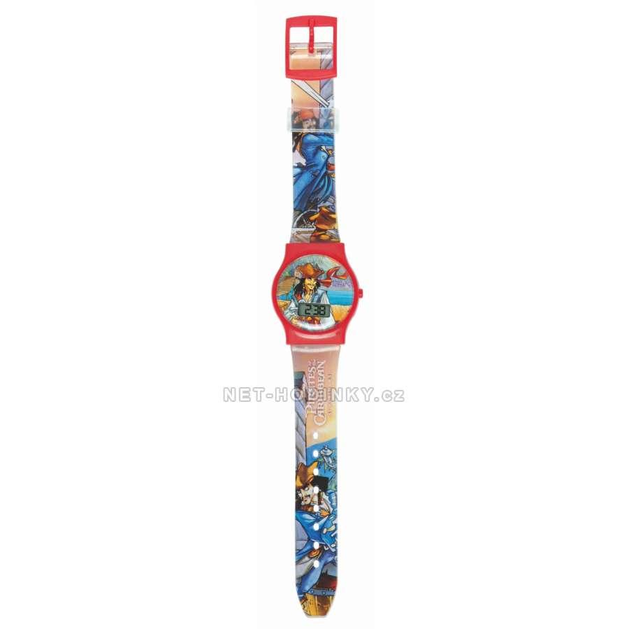 Disney Náramkové dětské hodinky NH984600.1 NH984603