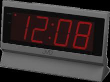 Budík do sítě JVD červený SB1820.1