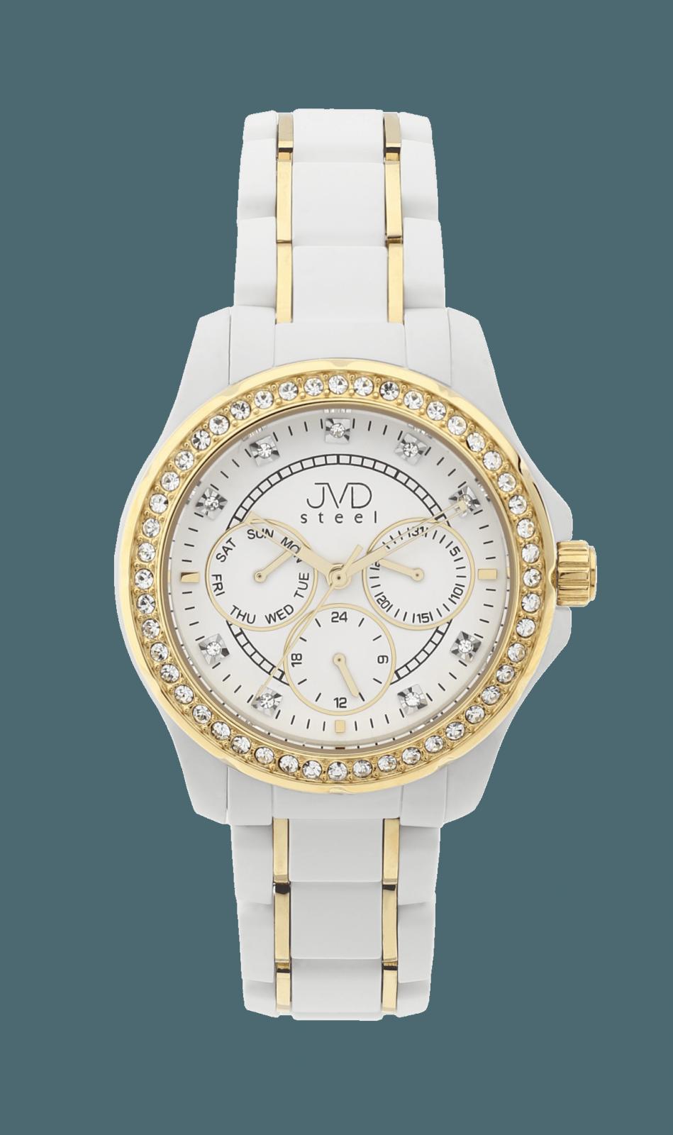 Náramkové hodinky JVD steel W29.2.2