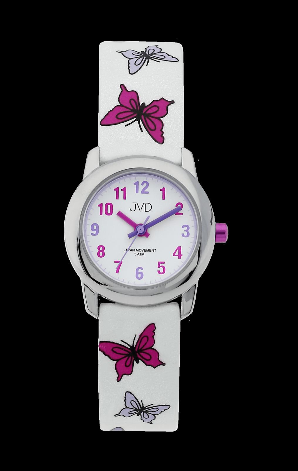 JVD Náramkové dívčí hodinky, dětské hodinky pro holky J7142.6..1