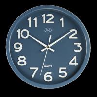 Hodiny JVD modré HX2413.1