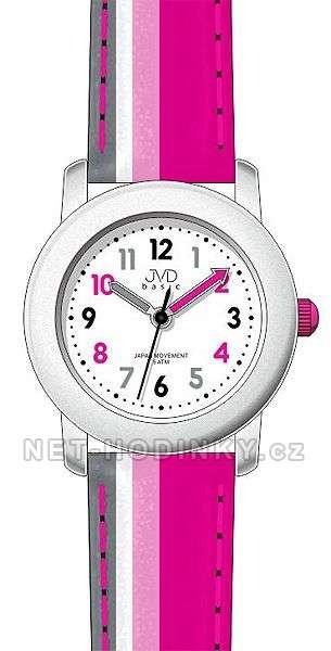 JVD Náramkové dětské hodinky pro holky, dívčí hodinky, hodinky pro kluky j7116.1.1