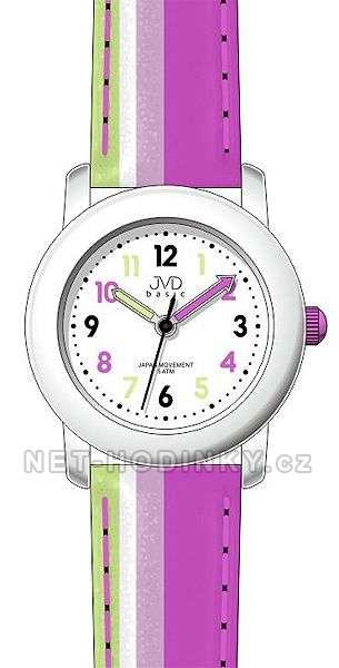JVD Náramkové dětské hodinky pro holky, dívčí hodinky, hodinky pro kluky j7116.2.2