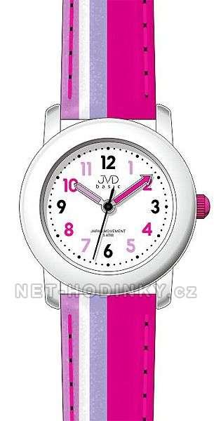 JVD Náramkové dětské hodinky pro holky, dívčí hodinky, hodinky pro kluky j7116.3.3