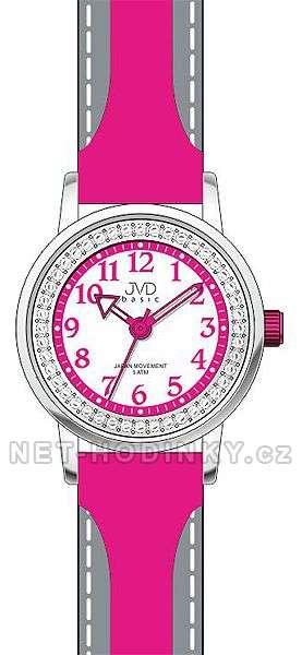 JVD Náramkové dětské hodinky pro holky, dívčí hodinky J7089.4.4