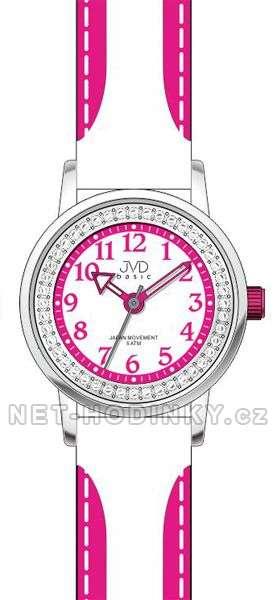 JVD Náramkové dětské hodinky pro holky, dívčí hodinky J7089.6.6