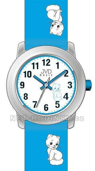 JVD Náramkové dětské hodinky pro holky, dívčí hodinky, hodinky pro kluky J7114.1.1
