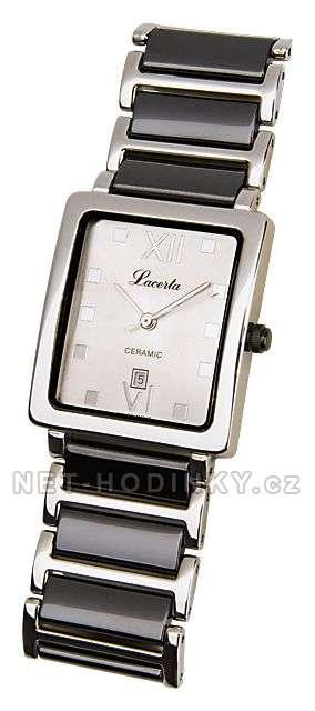 JVD Náramkové dámské hodinky LACERTA 775484K2, 775485K2 775484K2