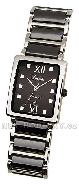 JVD Náramkové dámské hodinky LACERTA 775484K2, 775485K2 775485K2