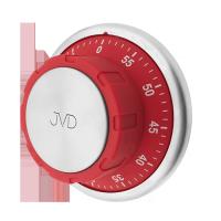 Mechanická minutka JVD červená DM98.1