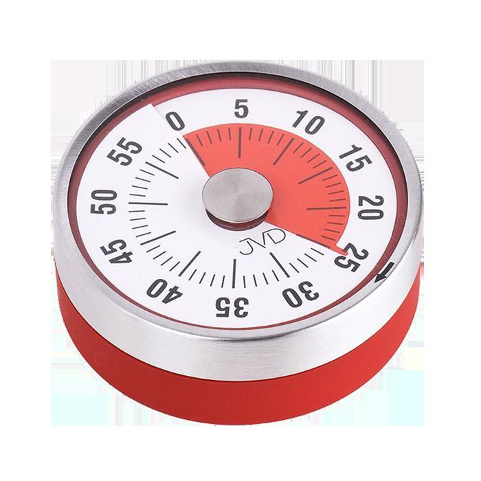 Mechanické kuchyňské minutky JVD DM77.2