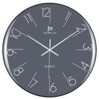 Designové nástěnné hodiny 00824G Lowell 32cm
