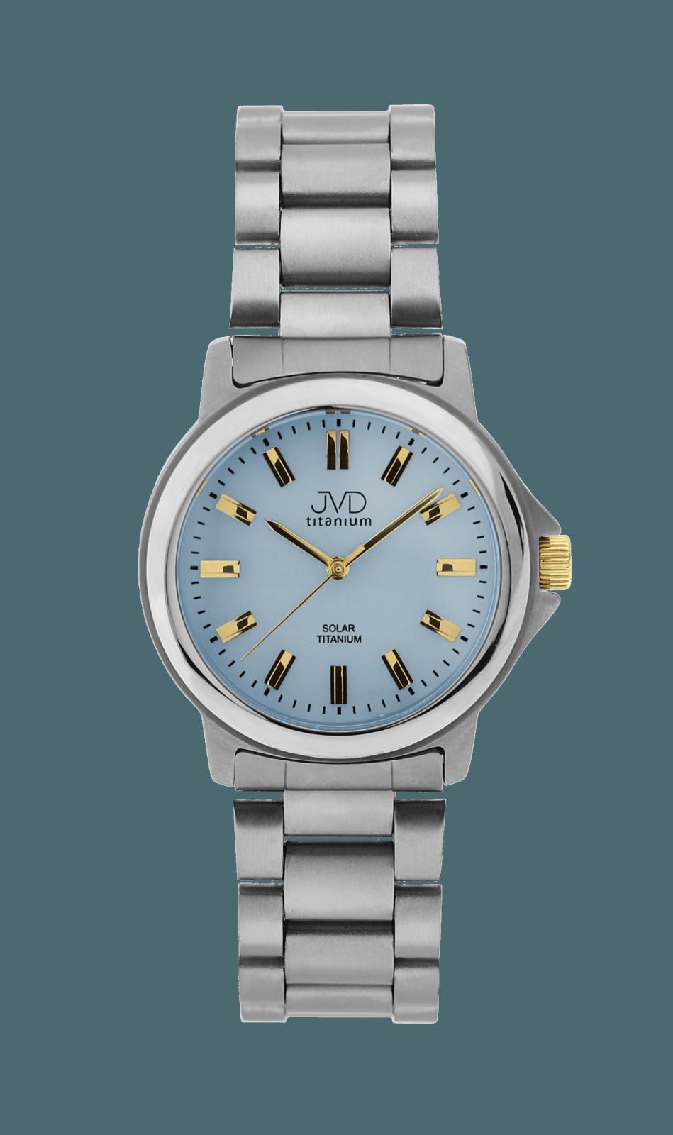 Náramkové hodinky JVD titanium J2015.3