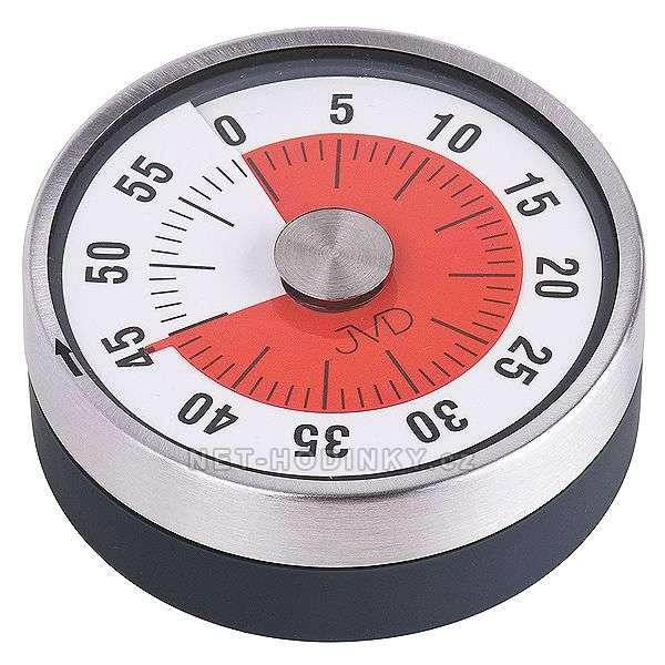 JVD kovové minutky, kuchyňské minutky na magnet DM77.3.3