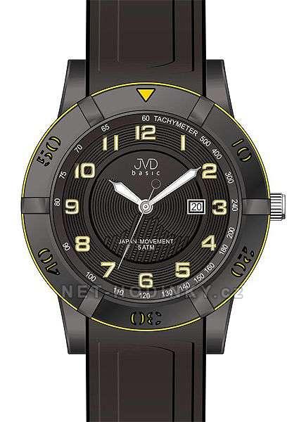 Náramkové chlapecké hodinky JVD basic J3003.1.1 J3003.1.1