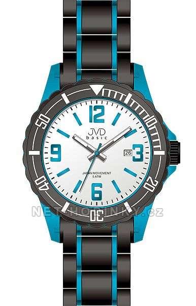 Náramkové hodinky JVD basic J3004.1.1 J3004.1.1