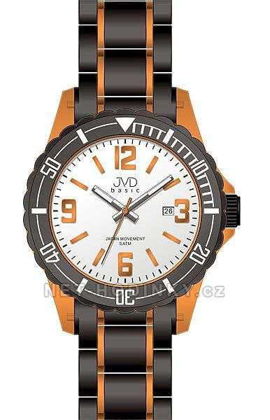 Náramkové hodinky JVD basic J3004.1.1 J3004.2.2