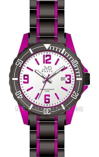 Náramkové hodinky JVD basic J3004.1.1 J3004.3.3