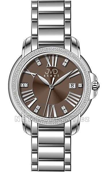 Náramkové hodinky JVD steel W33.1.1 W33.2.2