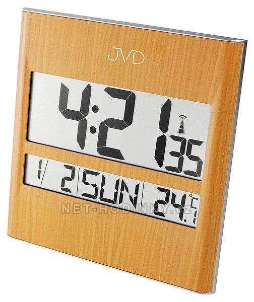 Rádiem řízení digitální hodiny JVD RH111.0, RH111.1.2 RH111.0