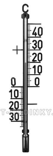 Venkovní teploměr na zeď WA1055.00 Technoline