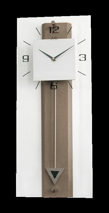 Nástěnné hodiny Nástěnné kyvadlové hodiny JVD Sweep NS2233/78 Nástěnné hodiny