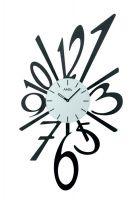 Nástěnné hodiny designové ams 9382