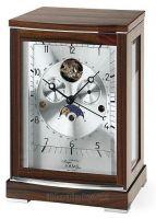 Mechanické stolní hodiny AMS 2170/1 ořech
