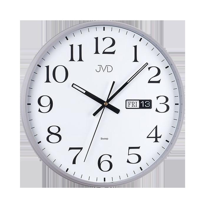 Nástěnné hodiny Nástěnné hodiny JVD sweep HP671.2 Nástěnné hodiny