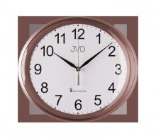 Rádiem řízené hodiny JVD rosé RH64.9