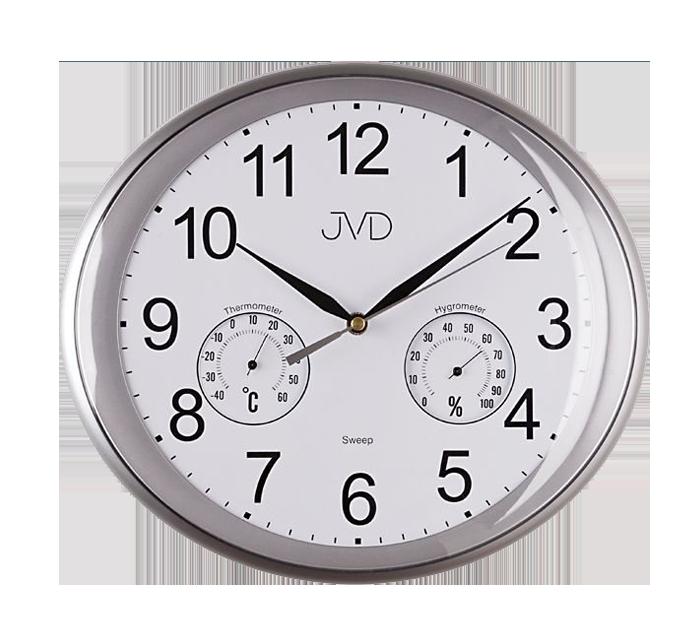 Nástěnné hodiny Nástěnné hodiny JVD kulaté Nástěnné hodiny