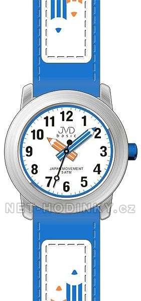 JVD Náramkové dětské hodinky pro holky, dívčí hodinky, hodinky pro kluky J 7109. 2.2