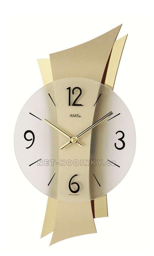 Hodiny quartzové AMS 9397 hodiny na zeď