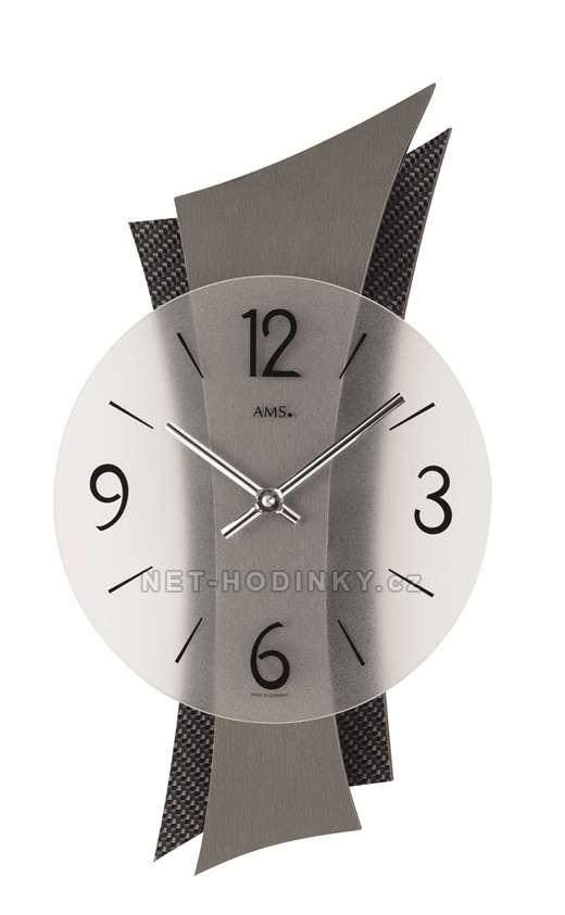 Hodiny quartzové AMS 9400 hodiny na zeď