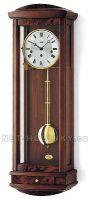 Kyvadlové hodiny mechanické AMS 607/1 ořech