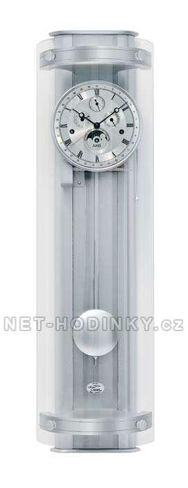 Luxusní mechanické nástěnné hodiny AMS 3633