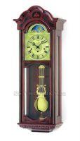 Mechanické kyvadlové hodiny AMS 2649/1 ořech, AMS 2649/9 třešeň