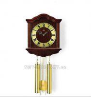 Mechanické kyvadlové hodiny AMS 206/1 ořech, AMS 206/4 dub