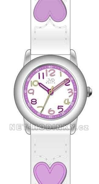 JVD Náramkové dívčí hodinky W38.1.3, W38.2.2, W38.3.1 W38.2.2