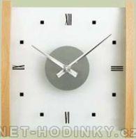 Nástěnné hodiny skleněné H+H 1102.3, 1103.2