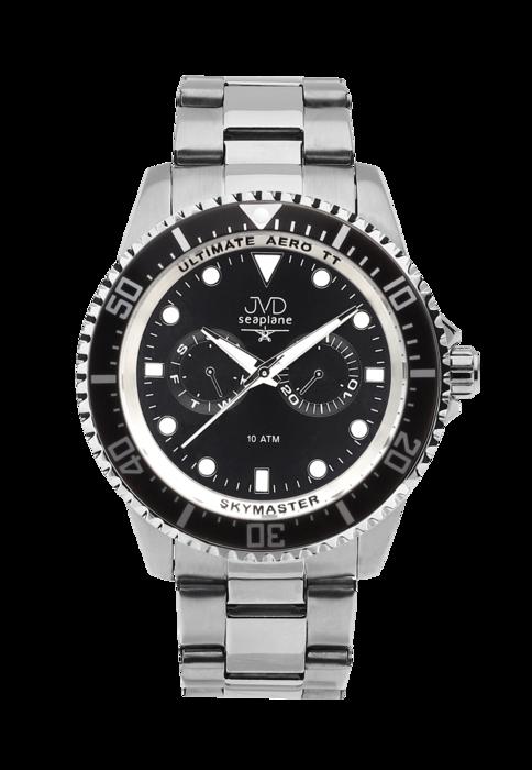 Nástěnné hodiny Náramkové hodinky Seaplane X-GENERATION JC716.3 Nástěnné hodiny