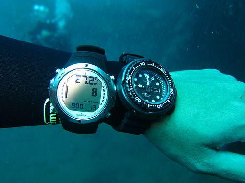 Jak zjistit vodotěsnost a voděodolnost hodinek  a9c77e03a21