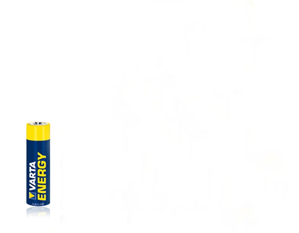 Varta Alkalická tužková baterie VARTA Energy alkaline 4103 AAA LR03