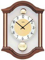 Nástěnné hodiny s kyvadlem AMS 7447/1