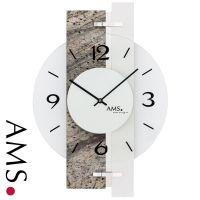 Nástěnné hodiny AMS 9558