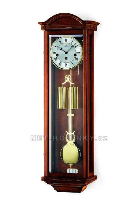 Mechanické kyvadlové hodiny AMS 2672/1