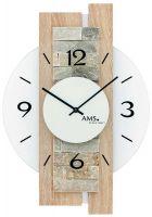 Nástěnné hodiny AMS 9542