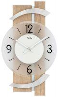 Designové nástěnné hodiny AMS 9546