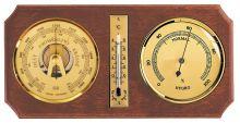 Nastavení barometru - 151344 - nástěnný dřevěný barometr