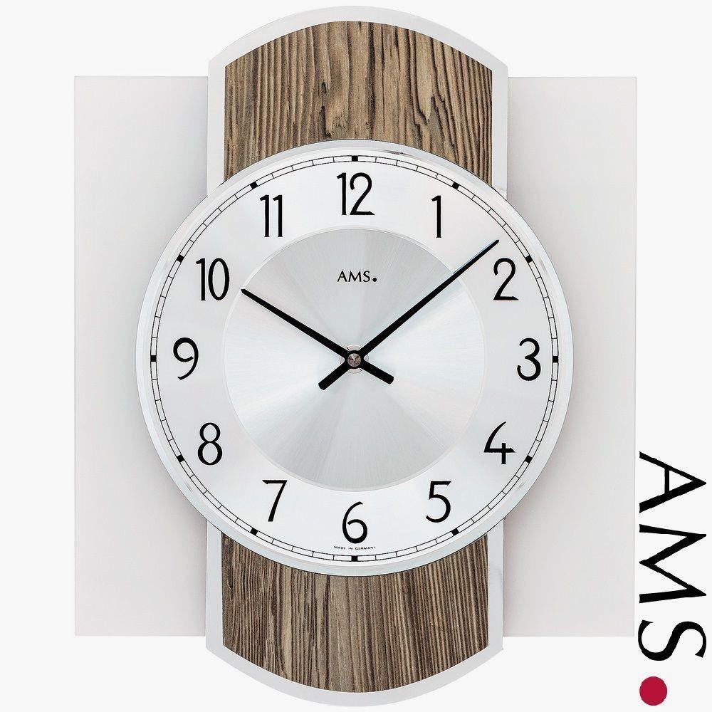 Nástěnné hodiny quartz AMS 9562